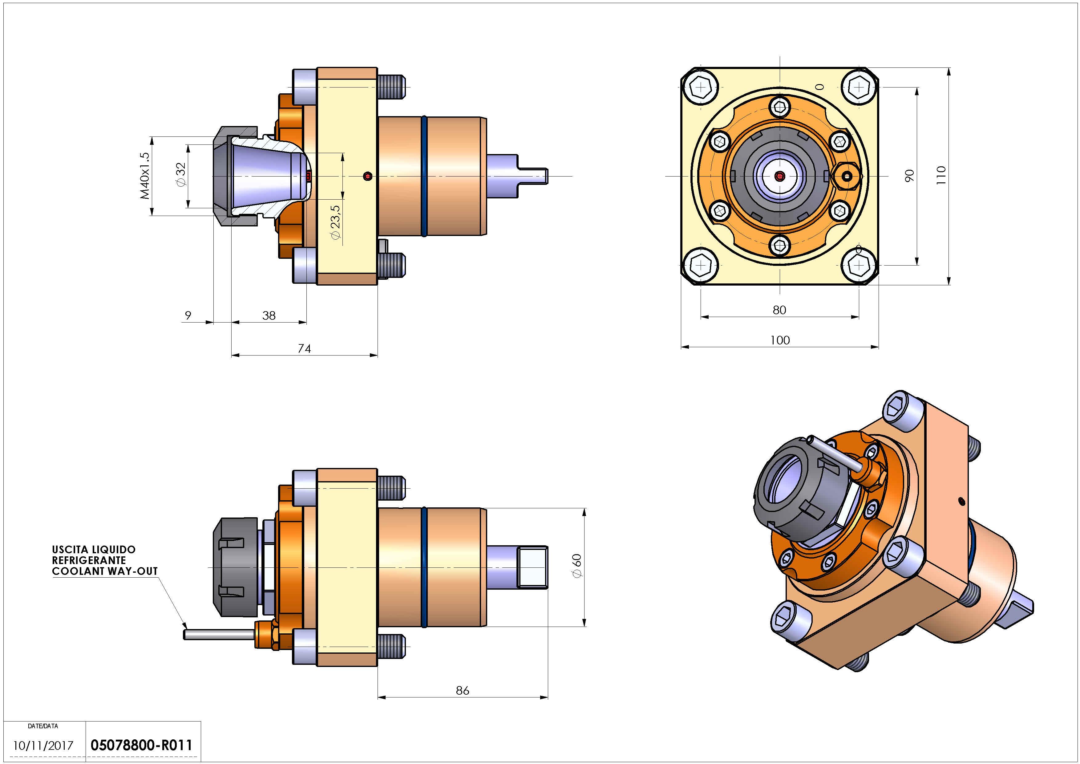 Technical image - LT-S D60 ER32 H83.