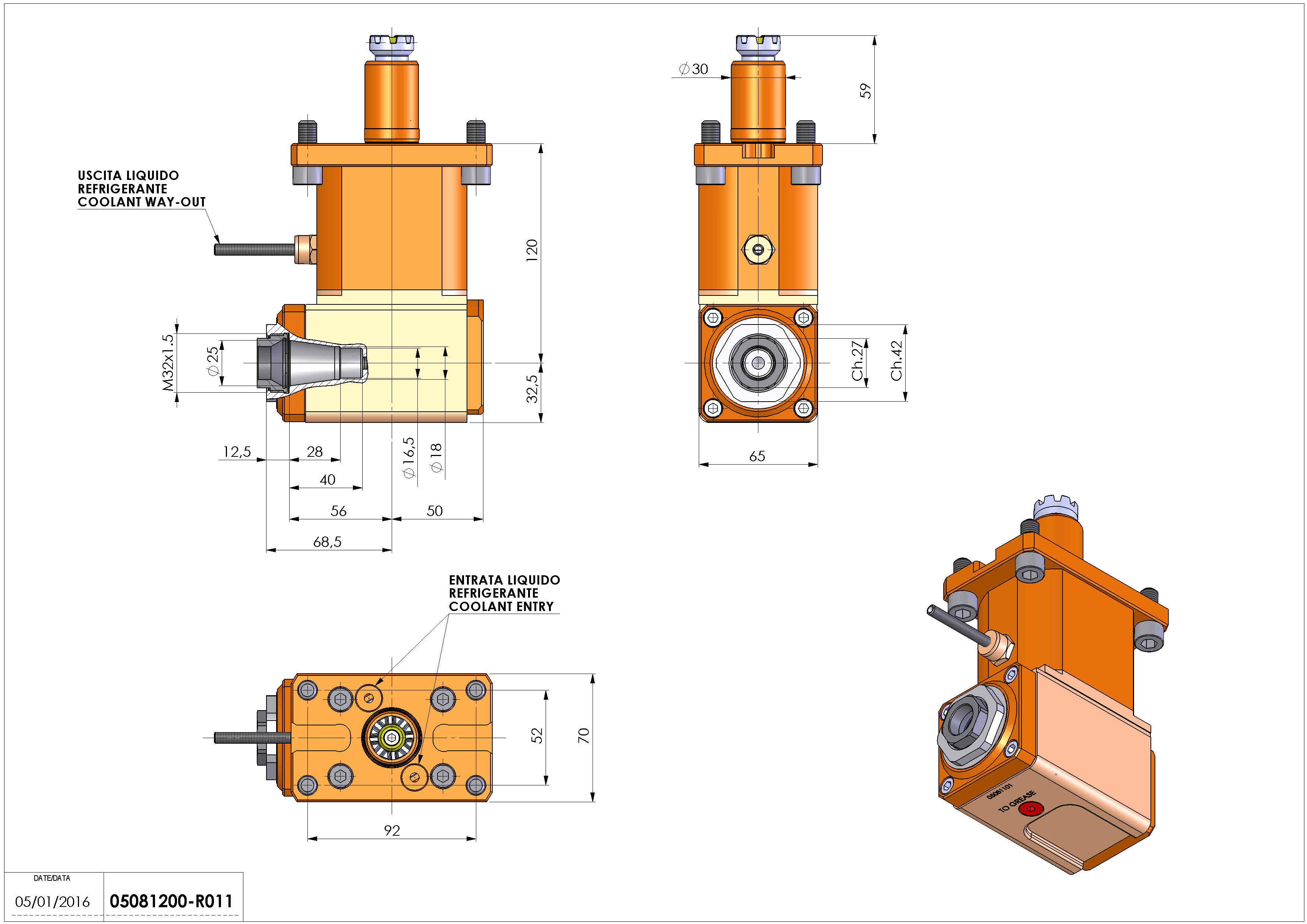 Technical image - LT-A D30 ER25-F L-R H120 AN.