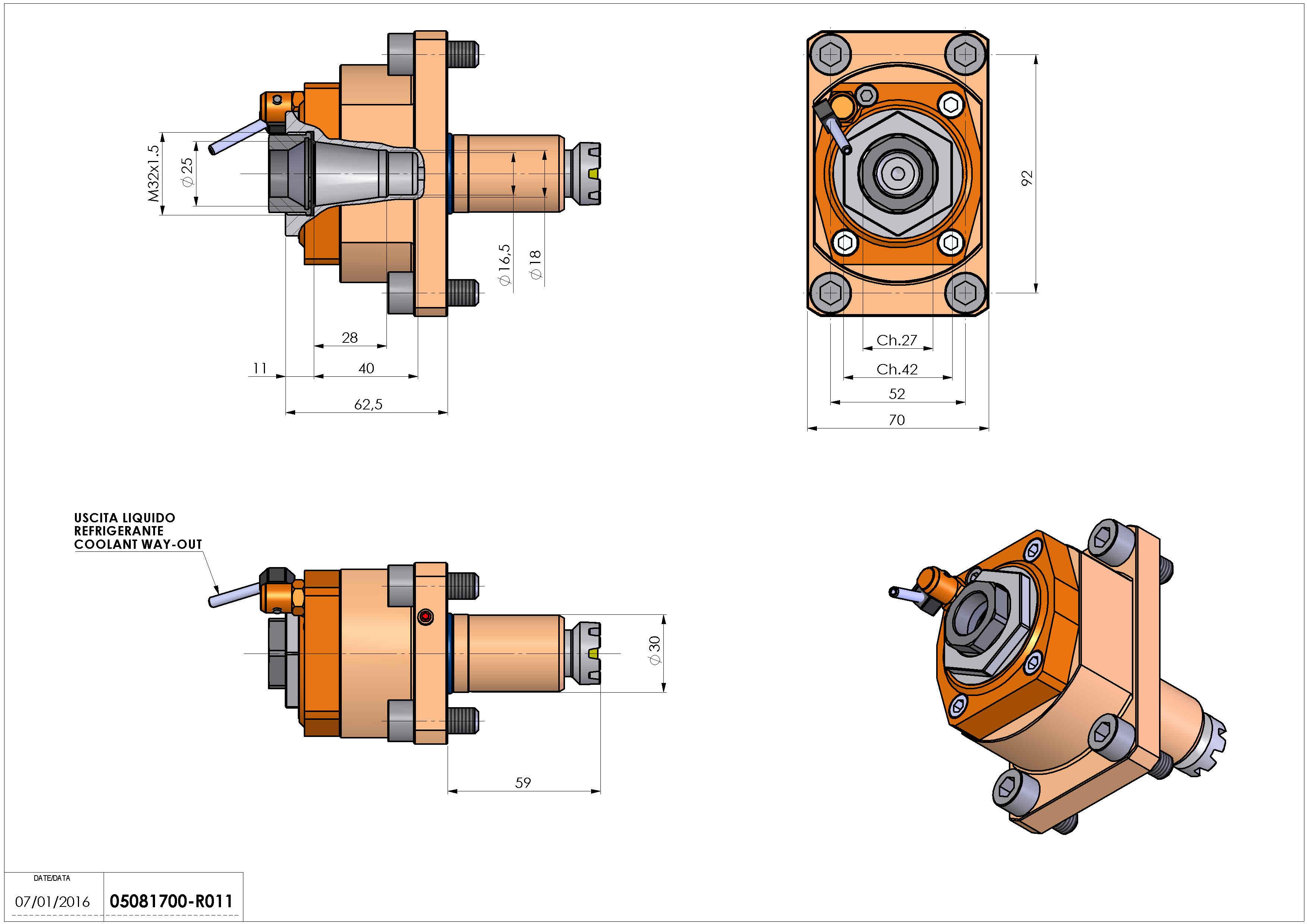 Technical image - LT-S D30 ER25F H62.5 AN.