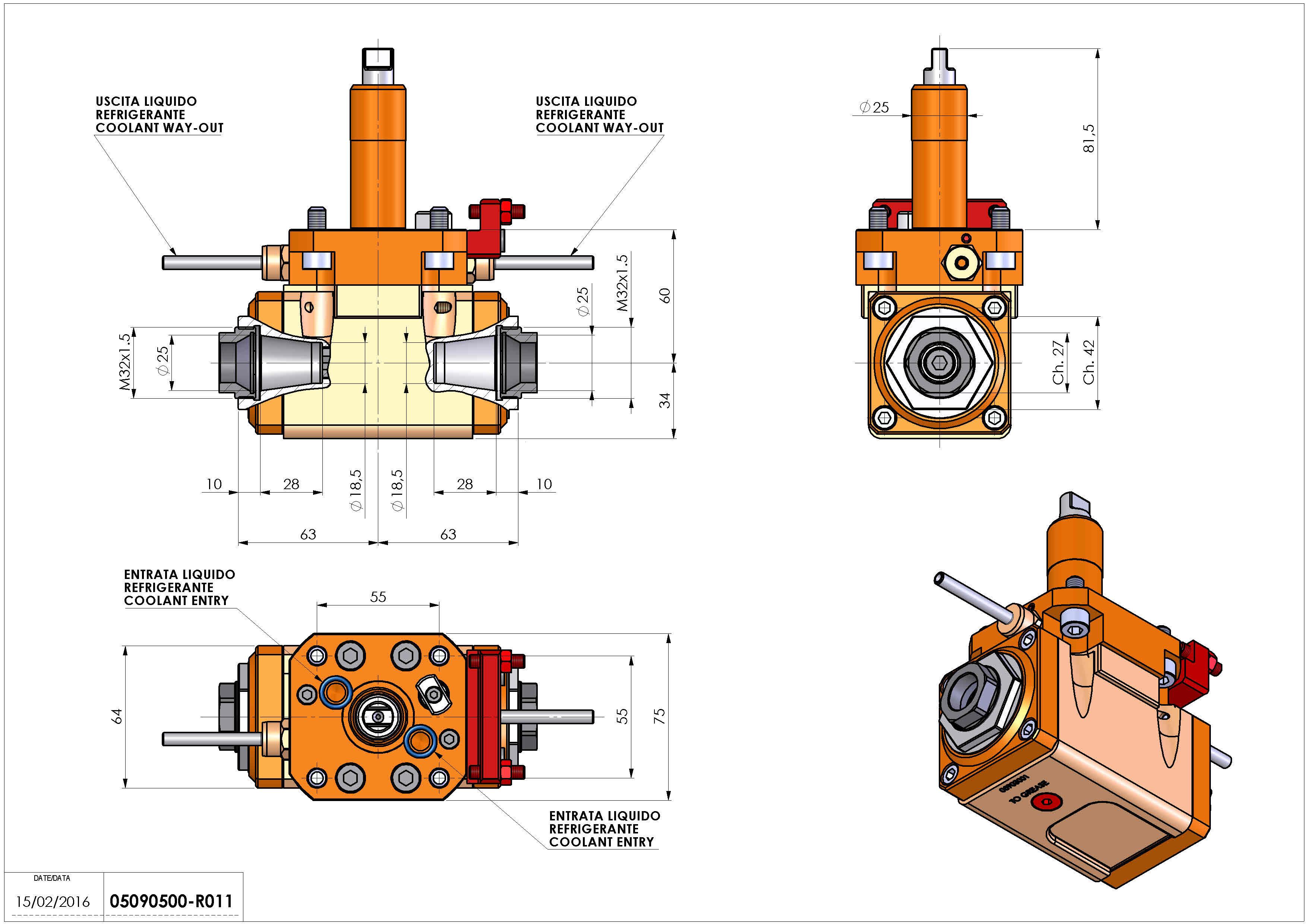 Technical image - LT-A D25 ER25F-25F L-R H60 RO.