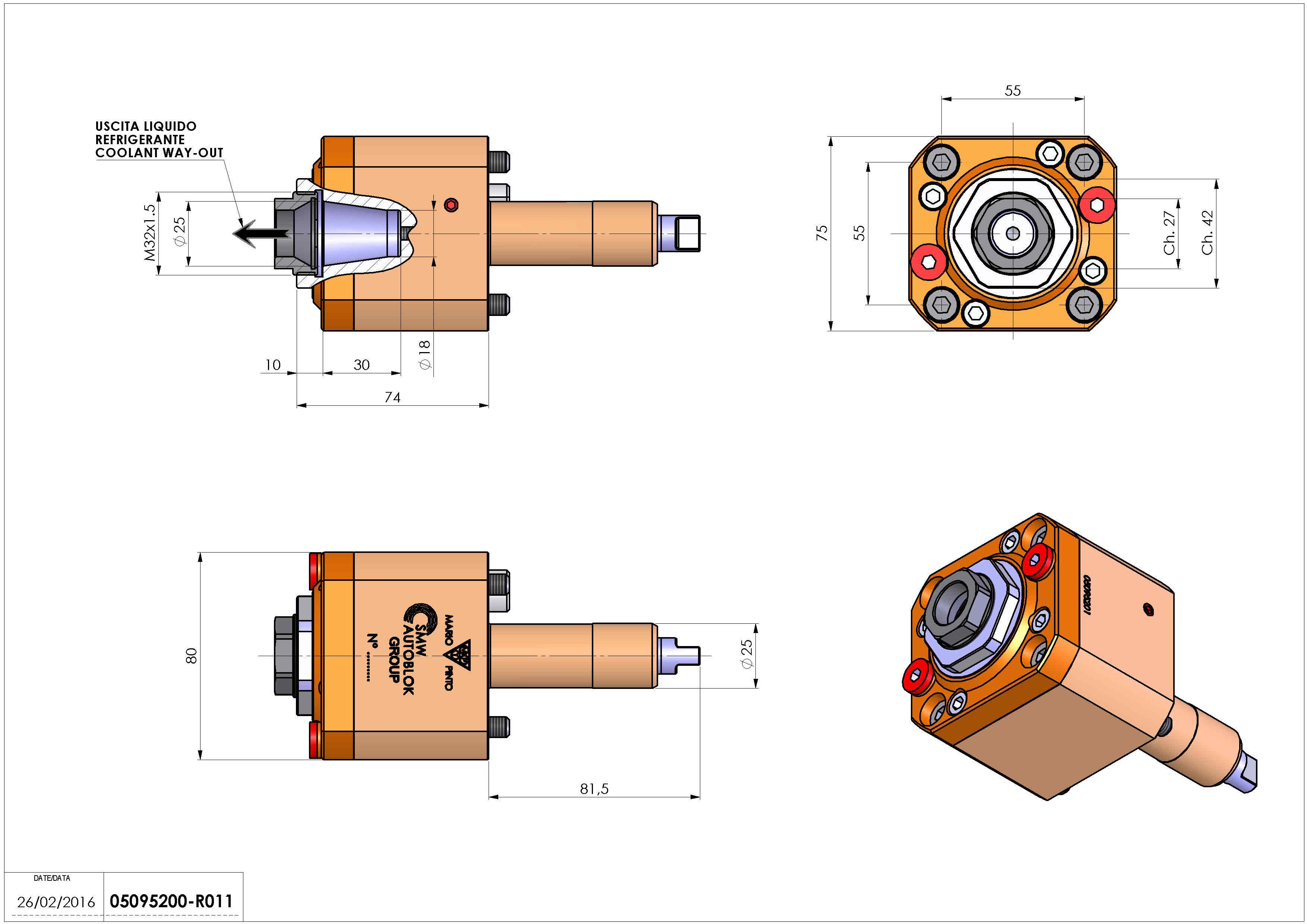 Technical image - LT-S D25 ER25F H74 RF ROMI.