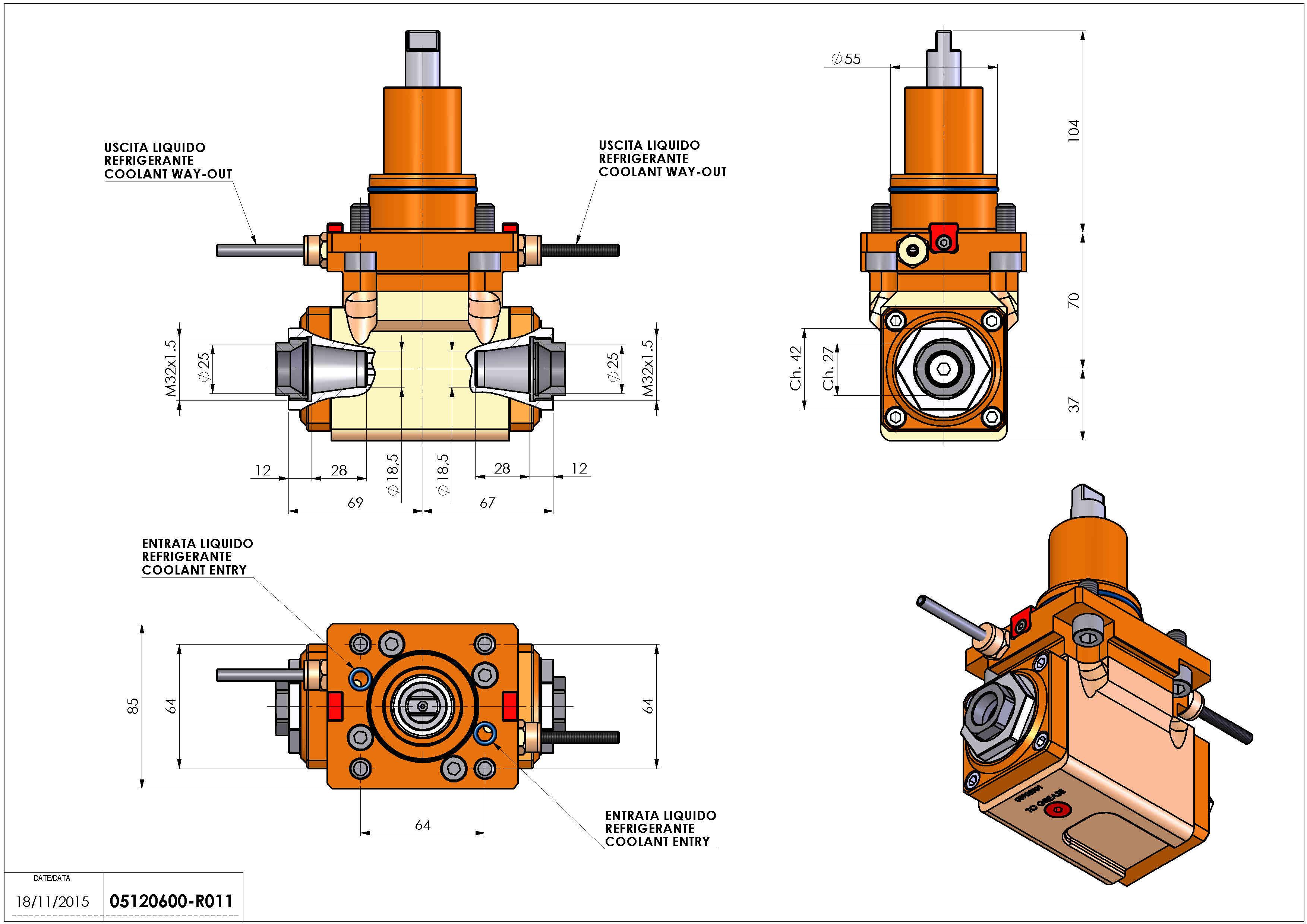 Technical image - LT-A BMT55 ER25F-25F H70 DW.