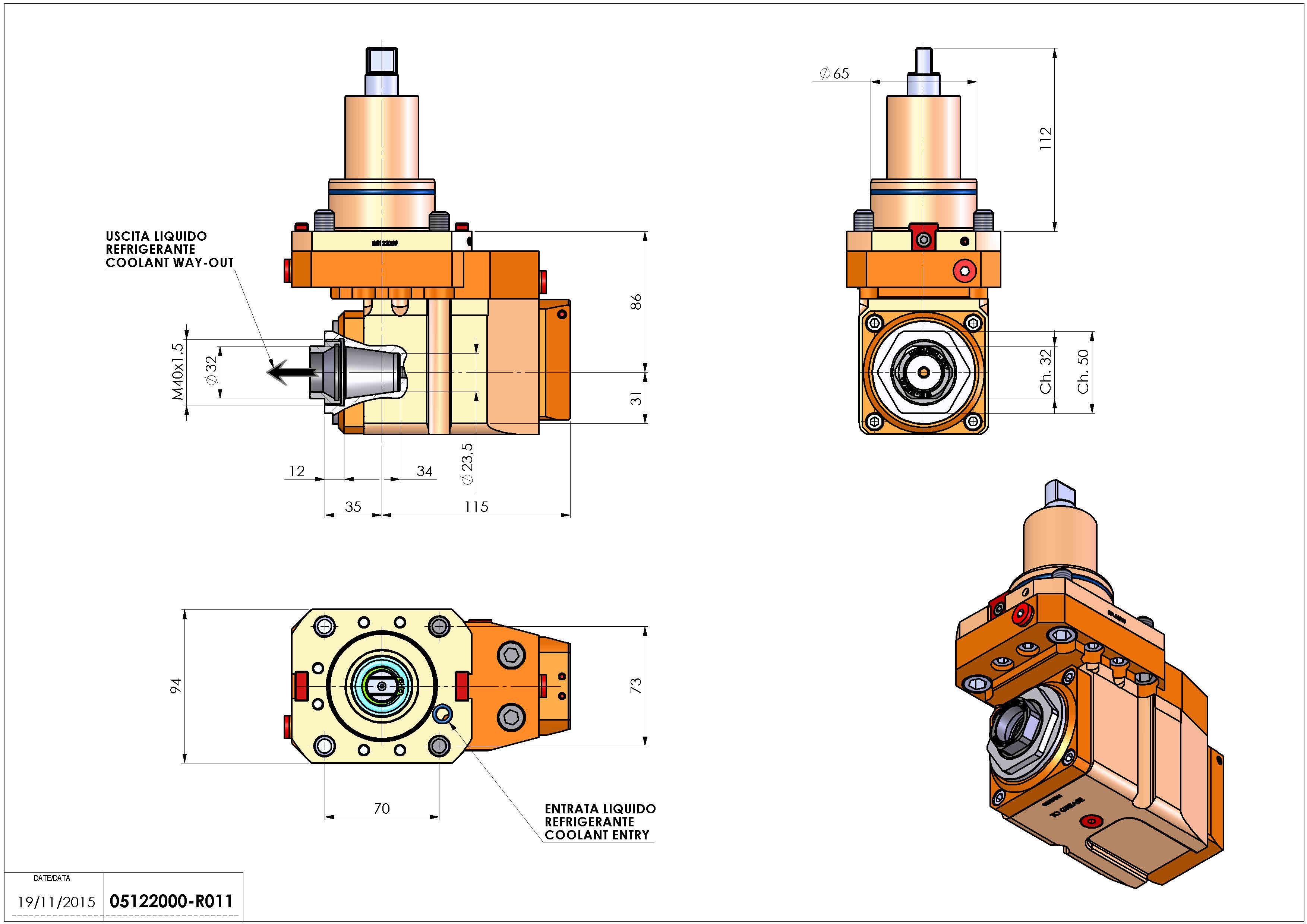 Technical image - LT-A BMT65 ER32F RF OFS H86 DW.