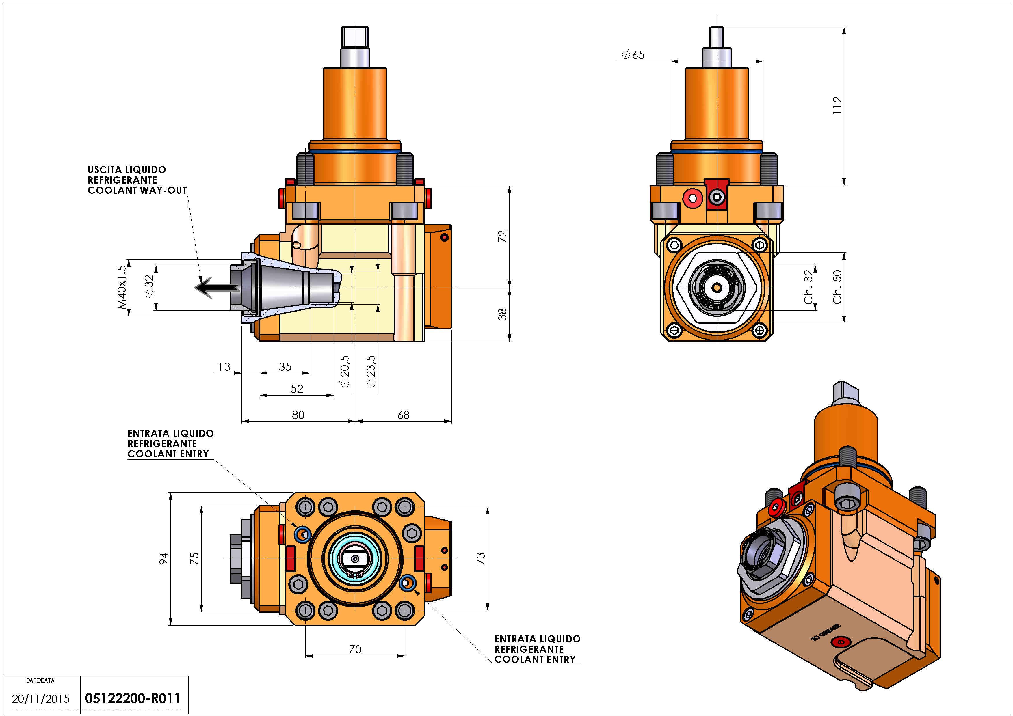Technical image - LT-A BMT65 ER32F LR RF H72.