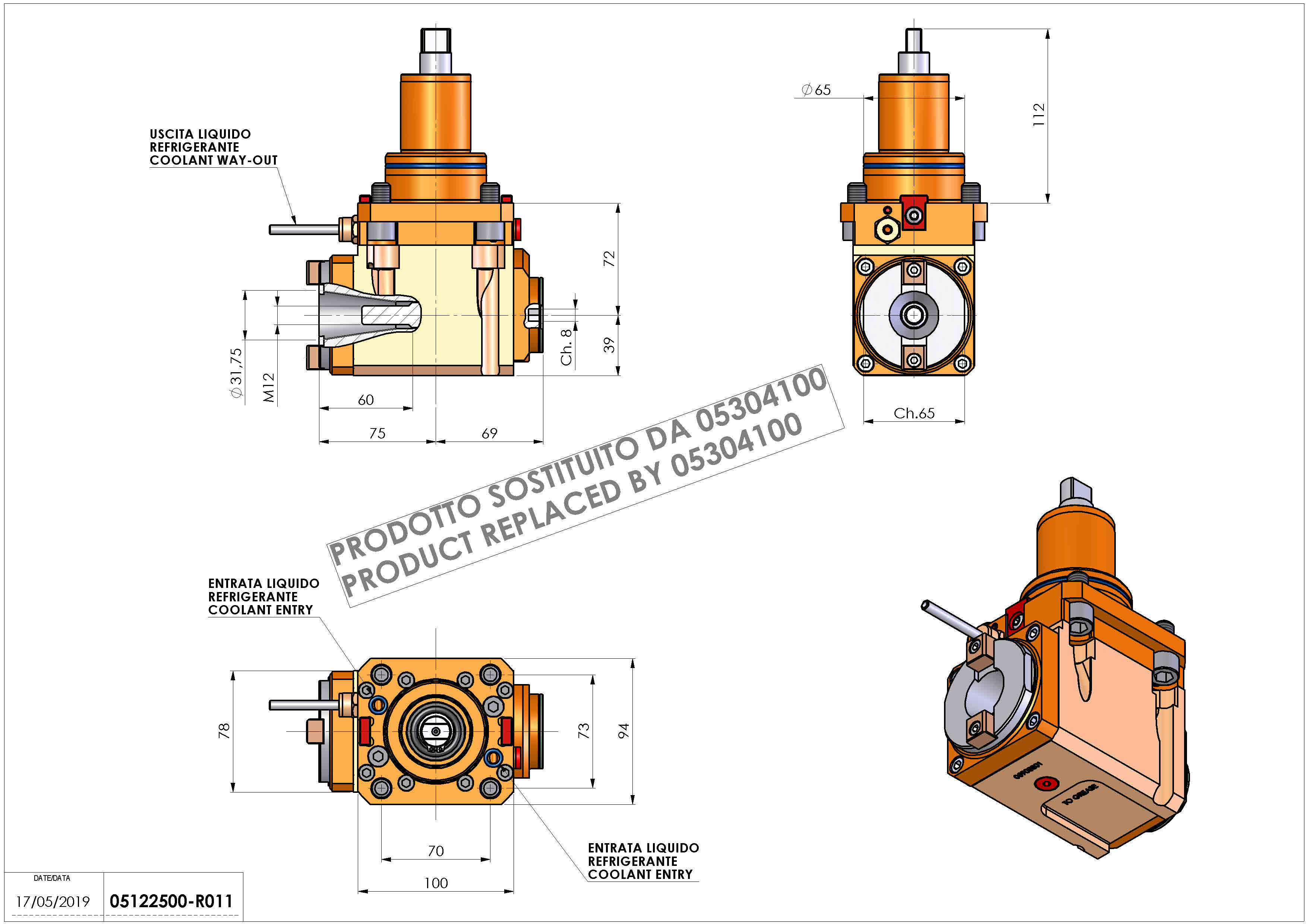 Technical image - LT-A BMT65 ISO-BT30 L-R H72.