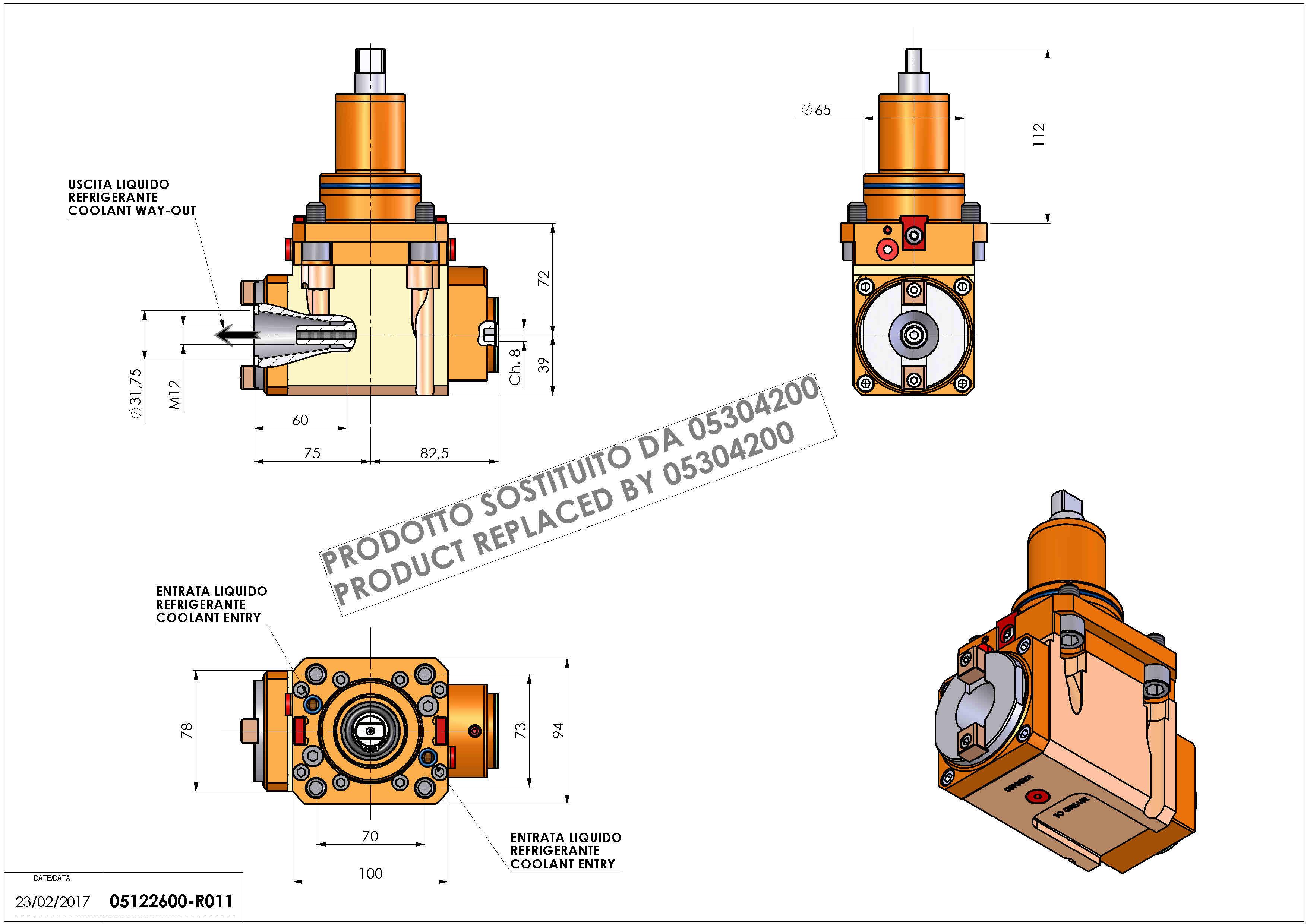 Technical image - LT-A BMT65 ISO-BT30 L-R RF H72.
