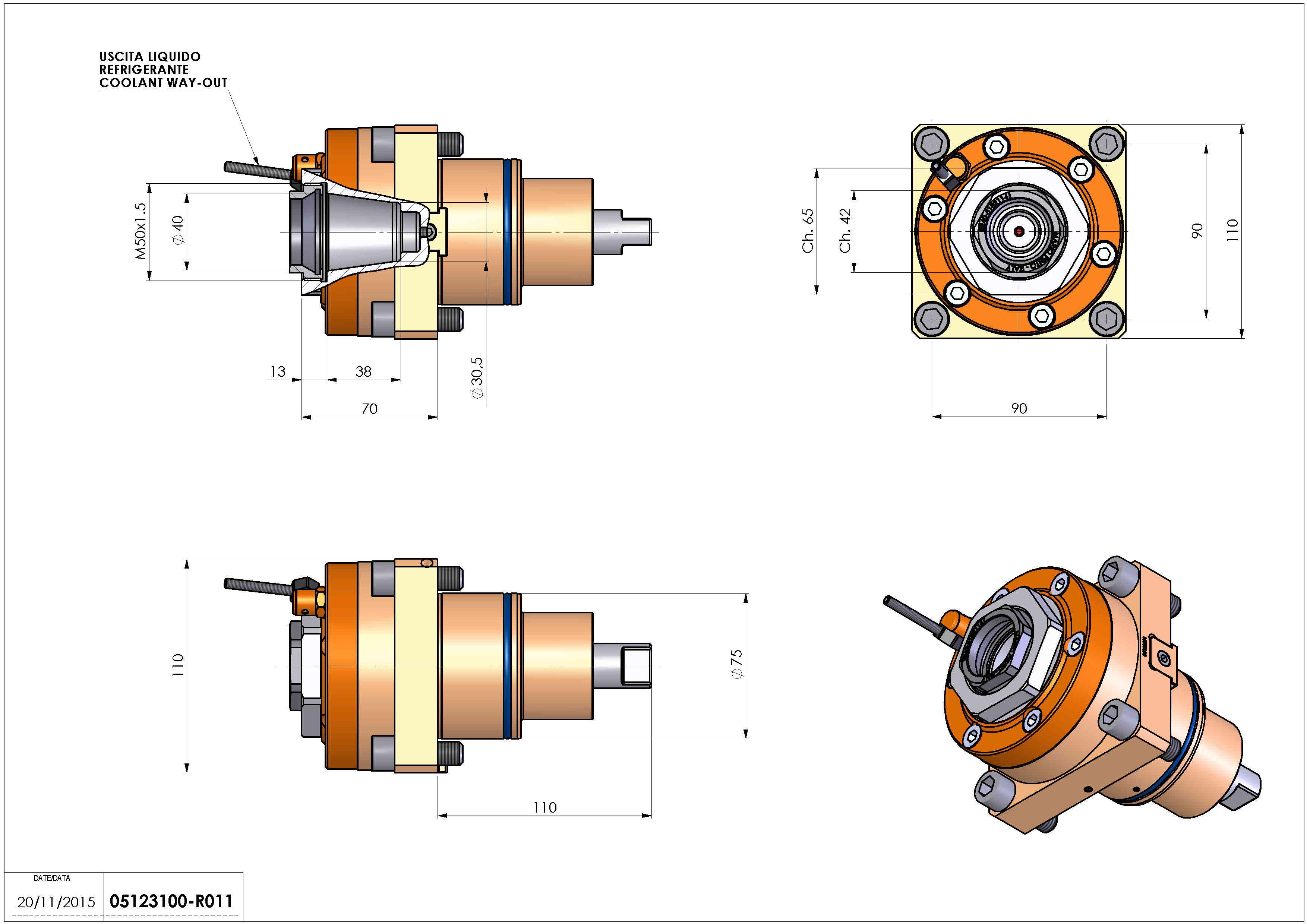 Technical image - LT-S BMT75 ER40F H70 DW.